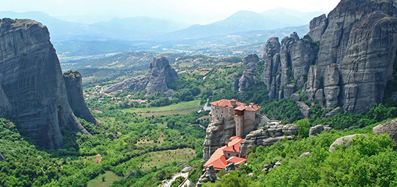 Bron: http://www.athenstourgreece.com/wp-content/uploads/2012/09/Meteora-30904653.jpg